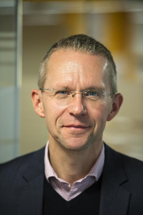 Håkan Andersson, presschef