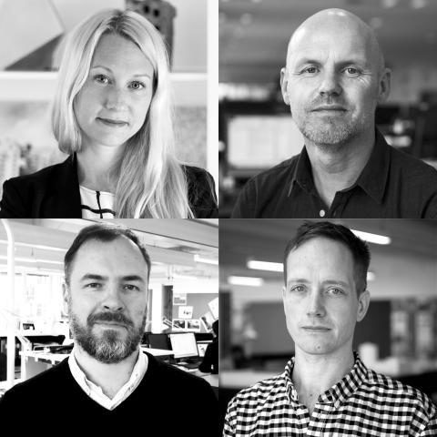 Arkitema får flera svenska partners