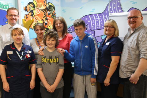 Cure Leukaemia funding to save more lives at Birmingham Children's Hospital