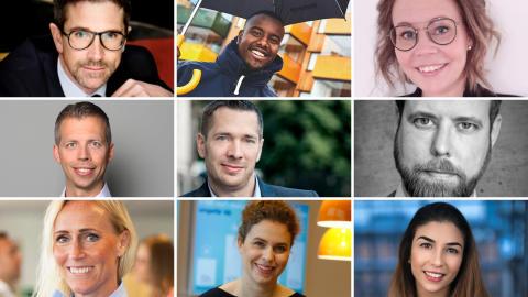 Trust Stars Finalisterna 2019: Eldsjälarna som utmärkt sig inom framgångsrik arbetsplatskultur!