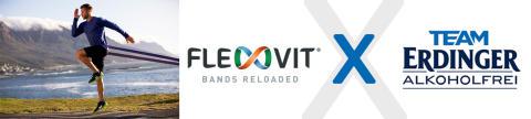 Lauftraining optimieren mit FLEXVIT Bändern