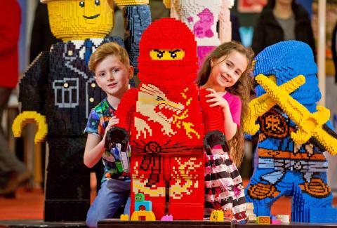 Build your own family break at Legoland® Windsor Resort