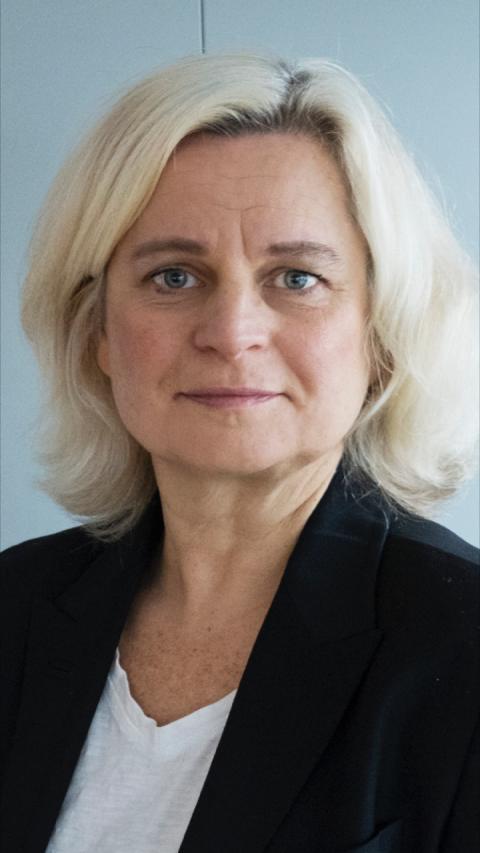 Karin Linder ny generalsekreterare för Svensk biblioteksförening