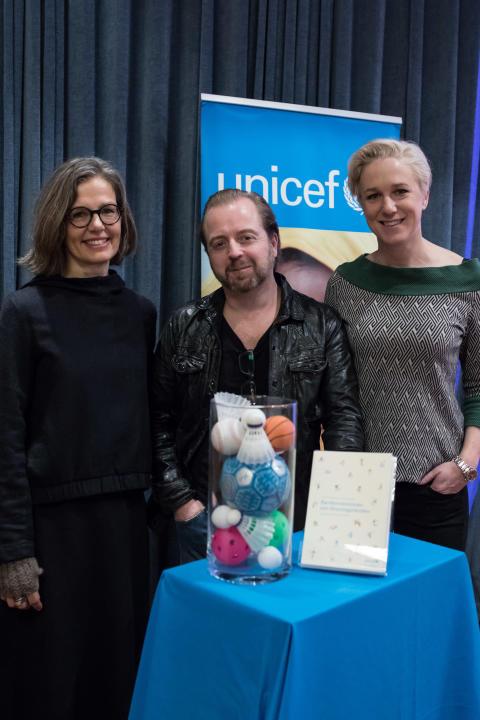 Susanna Hedenborg, Johan R Norberg, Kajsa Bergqvist