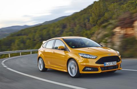 Focus ST – ren køreglæde og rå power