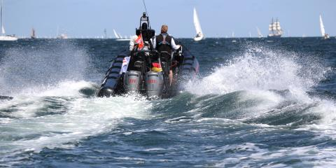 Hi-res image - YANMAR - Visitors at Grand Pavois La Rochelle can book an appointment to sea trial the Dtorque