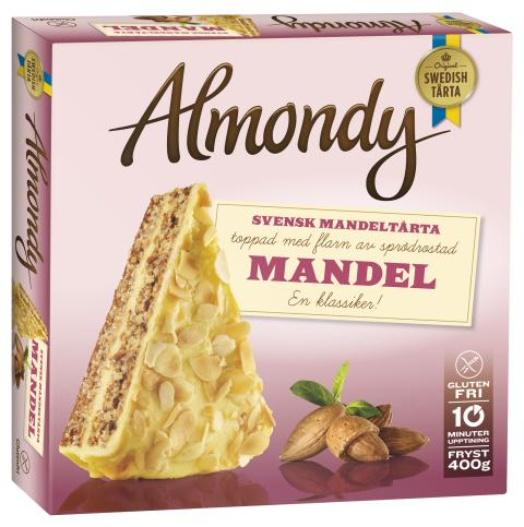 Almondy Mandel