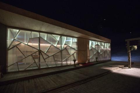 Audi quattro lounge Åre