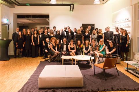 BSK Arkitekter firar 50 år.
