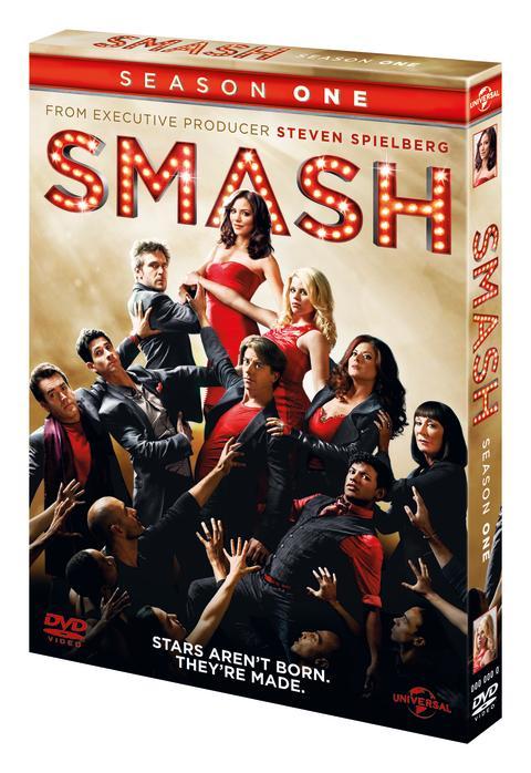 SMASH - säsong 1 på DVD 10 oktober