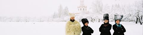 Dakha Brakha [UA] Modern, vild och mörk musik från Ukraina