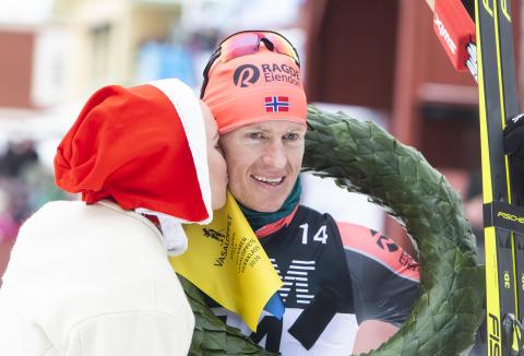 Petter Eliassen Vinnare Vasaloppet 2020