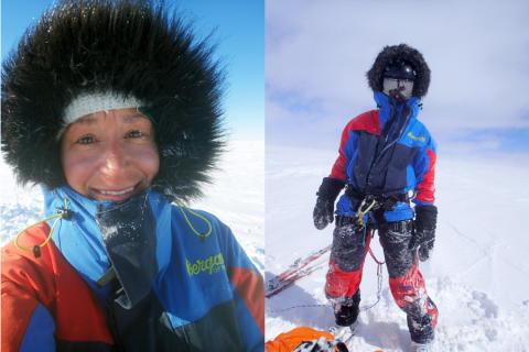 Årets äventyrare 2014 Caroline och Johanna Davidsson
