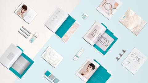 """Brand Union Germany entwickelt visuelle Identität für die Produktlinie """"Soin Dermatologique"""" von Maria Galland"""