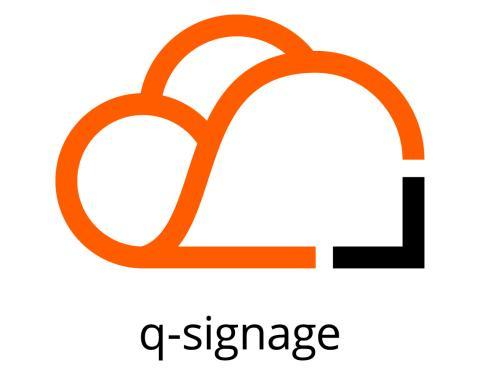 Q-signage molnbaserad Digital Signage nu i Microsoft Azure.