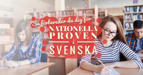 Bli förbered för nationella proven i svenska