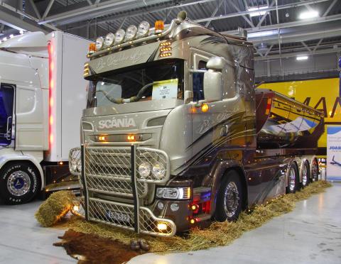 Best in Show Truck