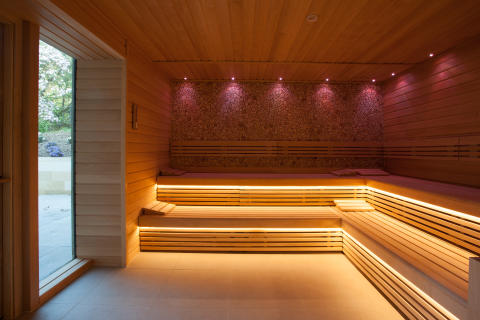 Five hot trends for sauna