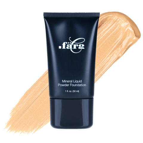 Mineral Liquid Powder Foundation - CreamBeige
