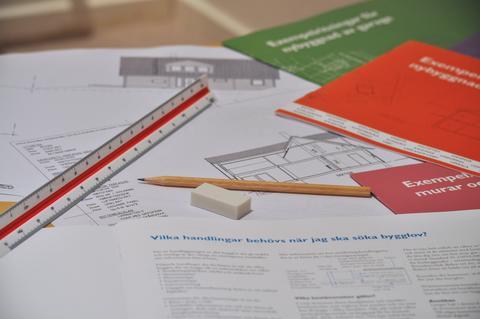 Snabbare bygglovsprocess på samhällsbyggnadsförvaltningen