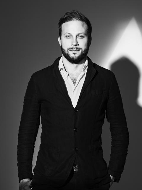 Porträttbild Carl-Michael Bonde, Founding partner och arkitekt på Studio Stockholm.