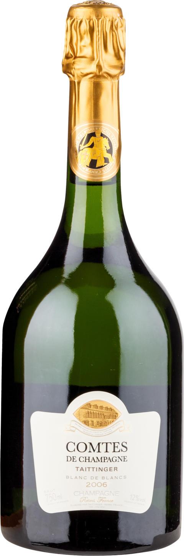Ny årgång av Comtes de Champagne från Taittinger lanseras idag!