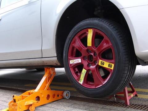 RAC Universal Spare Wheel
