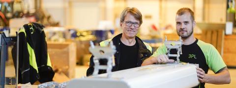 Inton uutisissa mm.: Seinäjoella yrittäjähistorian parasta palvelua