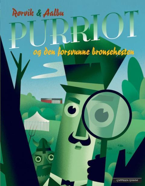 Mesterdetektiv Purriot går til Operaen