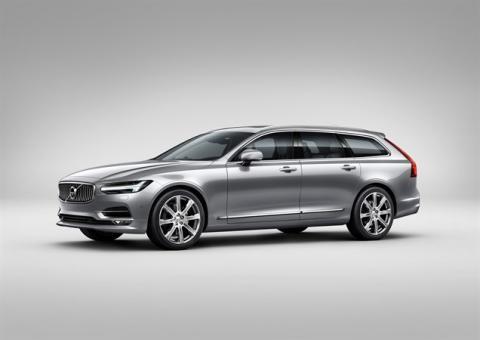 Fakta och priser nya Volvo V90