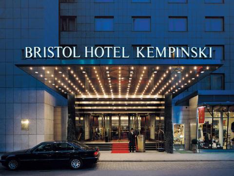 Kempinski Hotel Bristol Berlin announced as venue for IRITS 2013