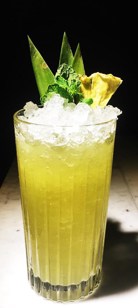 Hantverk i cocktailbaren och sköna jazzkvällar på Restaurang Hantverket