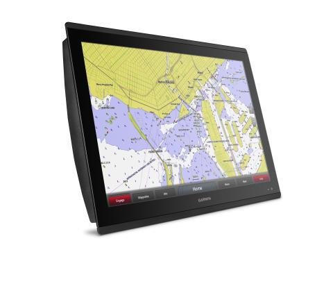 Garmin® presenterar GPSMAP 8400-serien. Nya stora högupplösta multifunktionsdisplayer.