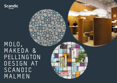 Malmens Svarta Låda besöks av Makeda, Pellington design & Molo.