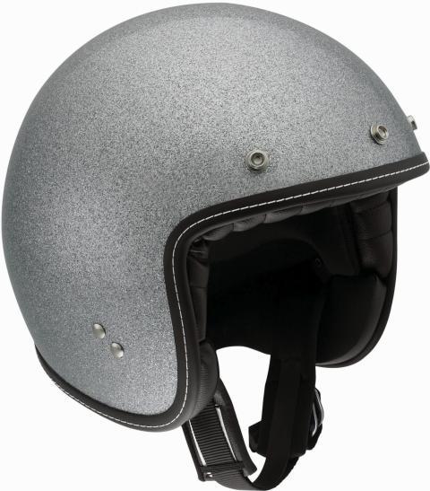 AGV RP60 mc-hjälm, Mono Silver Flake
