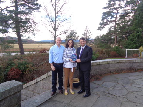 Accolades for historic Deeside guest house