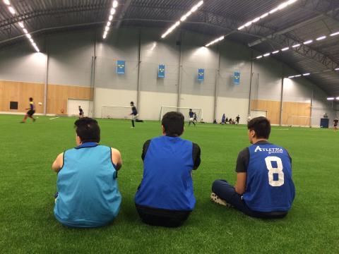 Fotbollsturnering Bosön