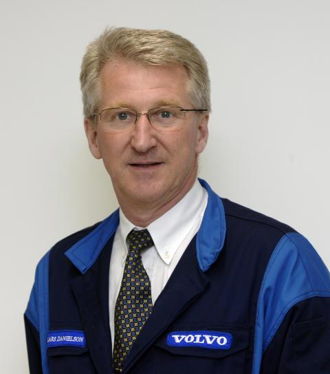 Lars Danielson, General Plant Manager, Volvo Cars Torslanda Plant