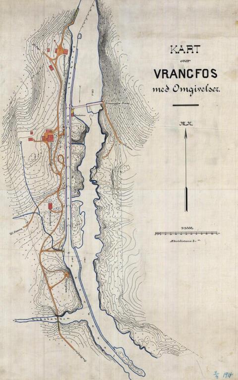 Telemarkskanalenes arkiv ca. 1850 – ca. 1980