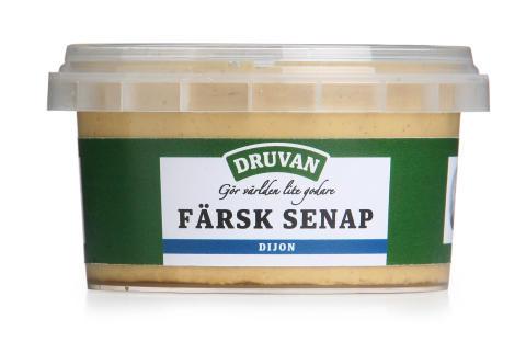 Druvan Färsk Dijon Senap