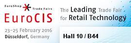 Swedbrand @EuroCIS Exhibition - Germany - Feb. 23th until 25th