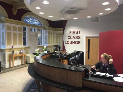 Virgin Trains to restore Waverley waiting room to Victorian splendour