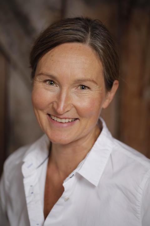 Monica L Edmondson. Foto: Mikael Rutberg.
