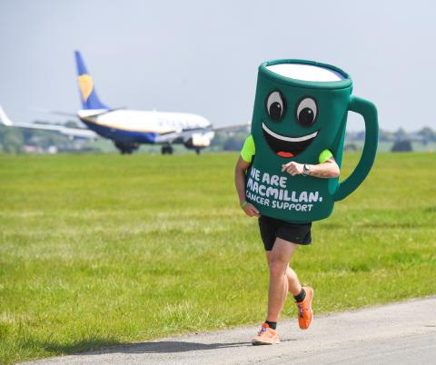 200 fundraisers join London Luton Airport's Runway Run