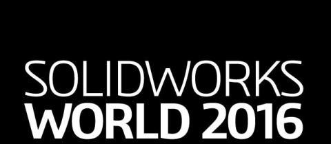 Dassault Systèmes Announces SOLIDWORKS World 2016