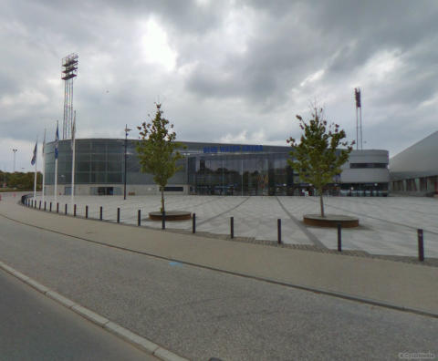 Blue Water Arena - Gadefoto