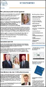 SwedSecs nyhetsbrev 2 – 2013