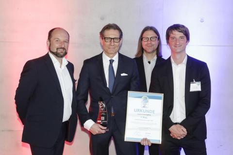 """Scania R 500 erhält Auszeichnung """"Green Truck 2018"""""""