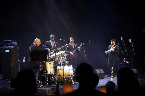 The Four Freshmen 160817 Oslo Jazzfestival