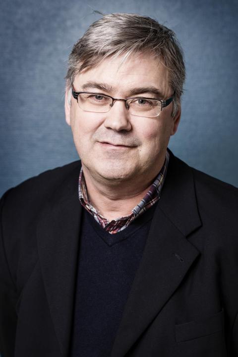 Jan-Åke Sjölund, chef för Ekonomi & finans